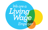 A Living Wage Employer Logo