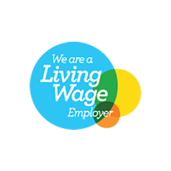 We are Proud to be a Living Wage Employer