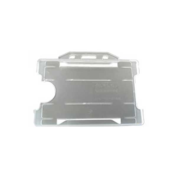 Clear ID Card Holder