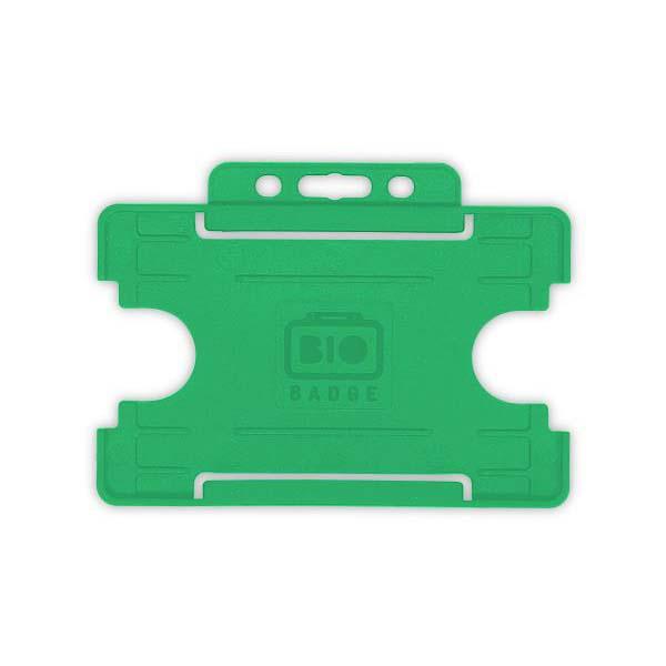 Green Biodegradable ID Card Holder
