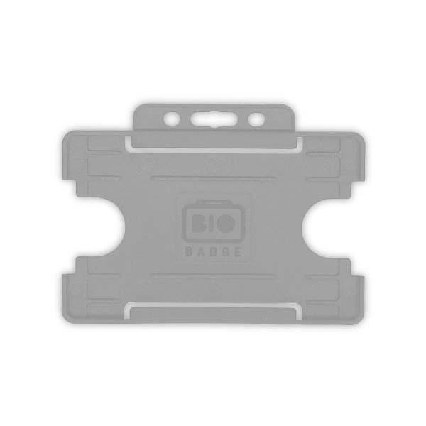 Grey Biodegradable ID Card Holder