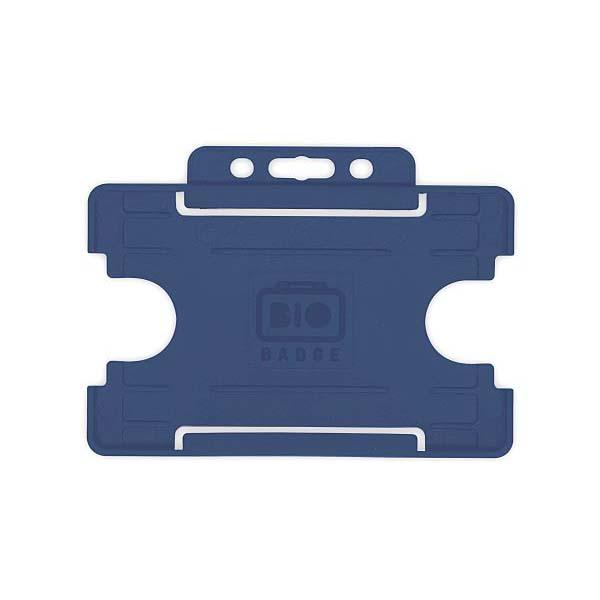 Navy Blue Biodegradable ID Card Holder