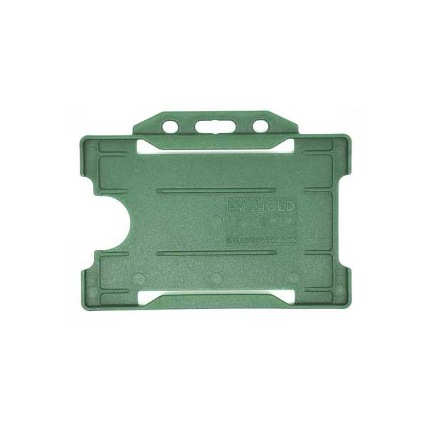 Racing Green Antimicrobial ID Card Holder