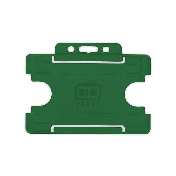 Racing Green Biodegradable ID Card Holder