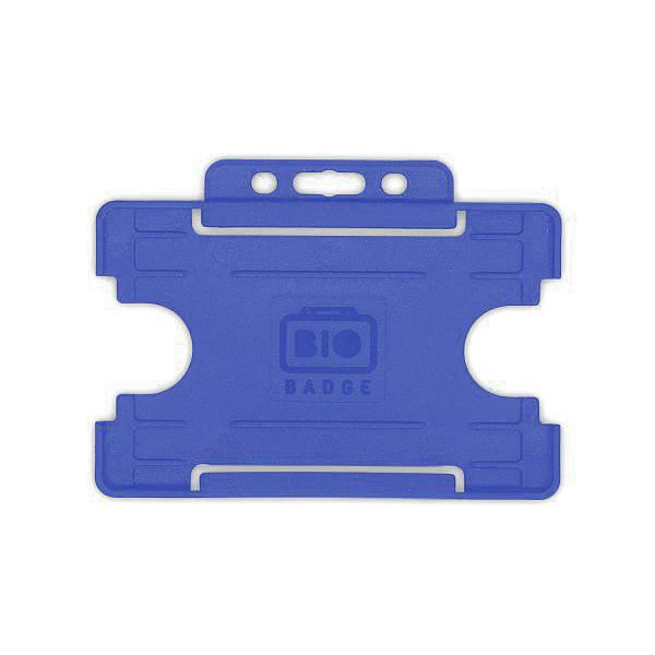 Royal Blue Biodegradable ID Card Holder