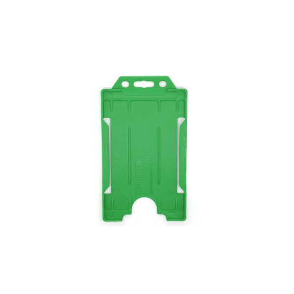 Green Antimicrobial ID Card Holder