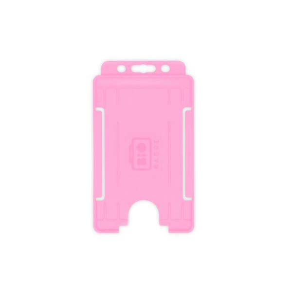 Pink Biodegradable ID Card Holder
