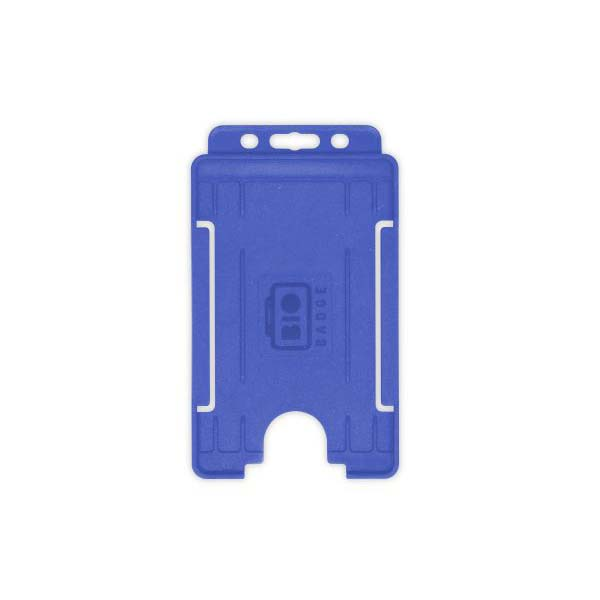 Royal Blue Biodegradable ID Card Holder