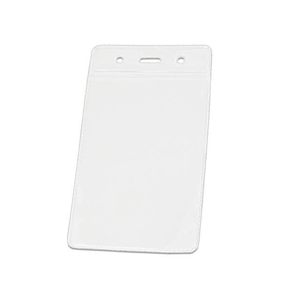 Portrait PVC ID Wallet - Type 2P