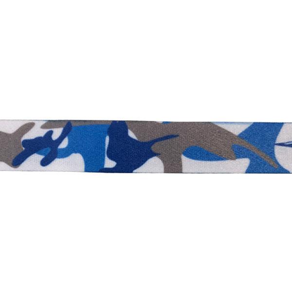 Arctic Camouflage Lanyard - Print Detail