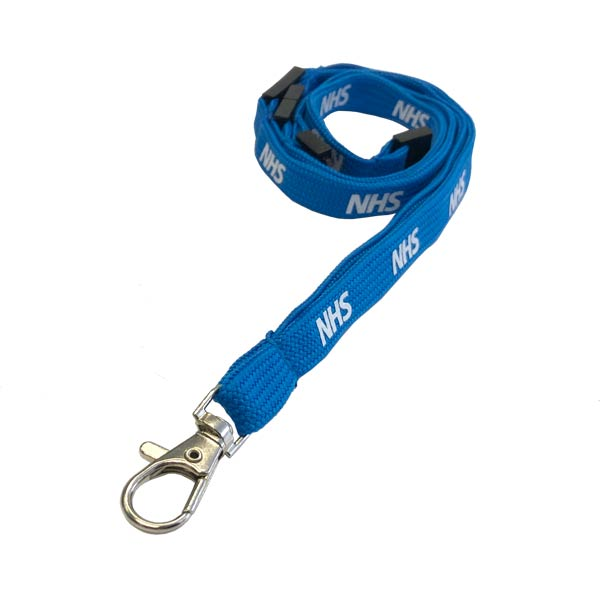 NHS Triple Break Lanyard