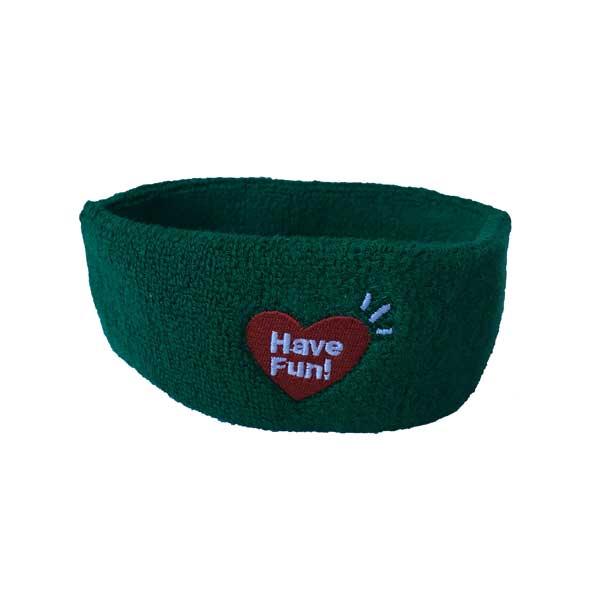 Custom Branded Headband