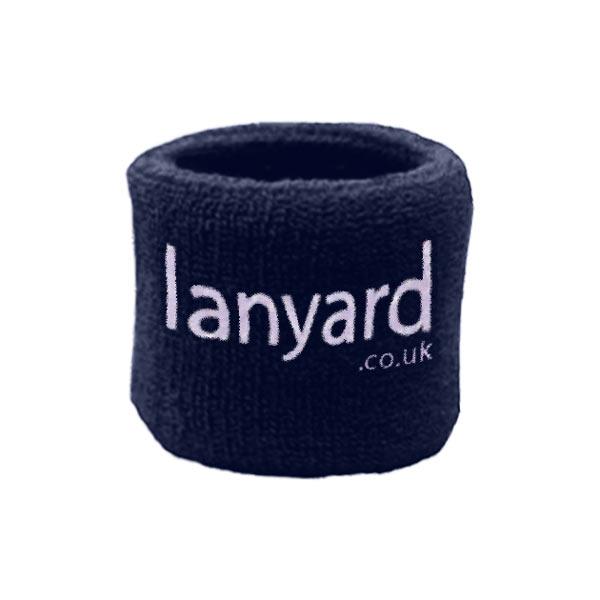 Embroidered Wrist  Sweatband