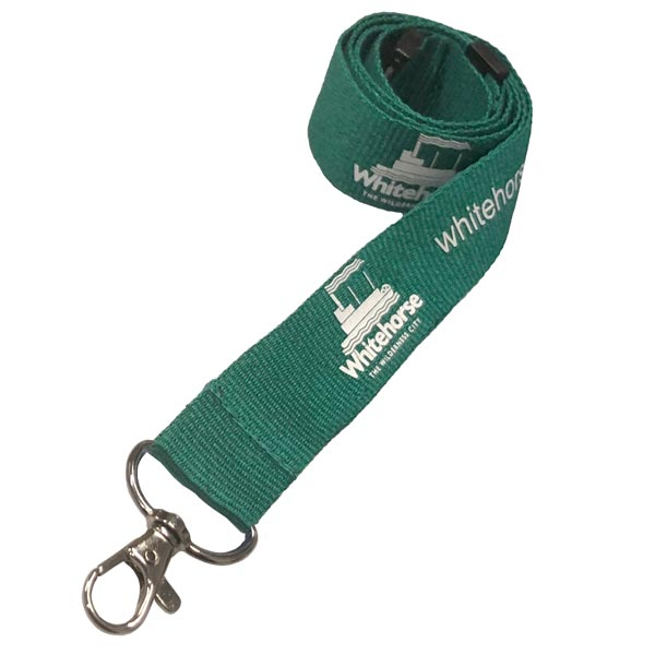 Custom Printed Recycled Lanyard