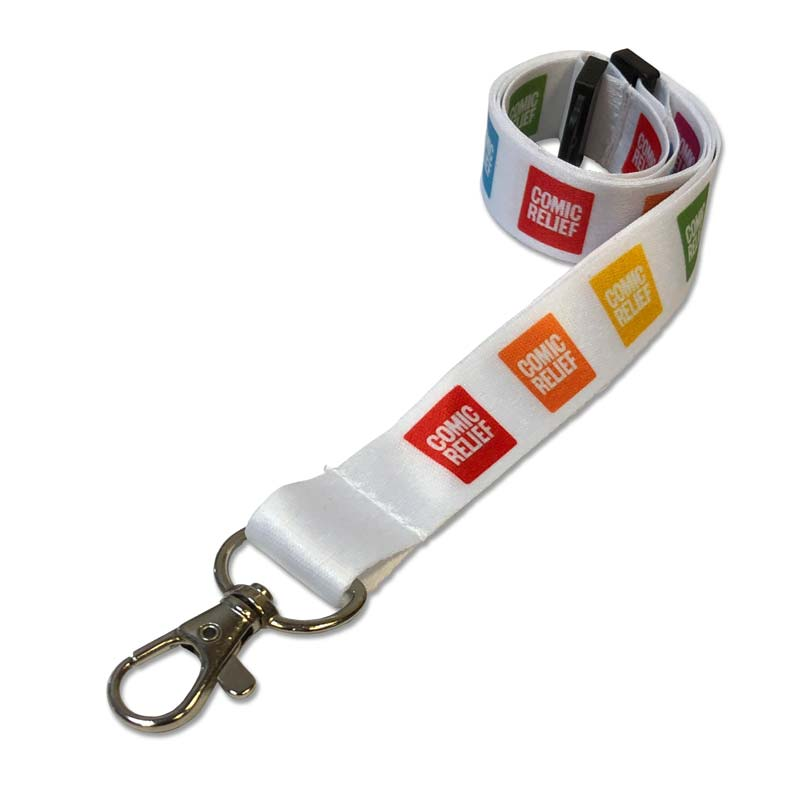 Full Colour Lanyards - Heat Transfer Lanyards