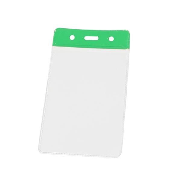 Green PVC Wallet
