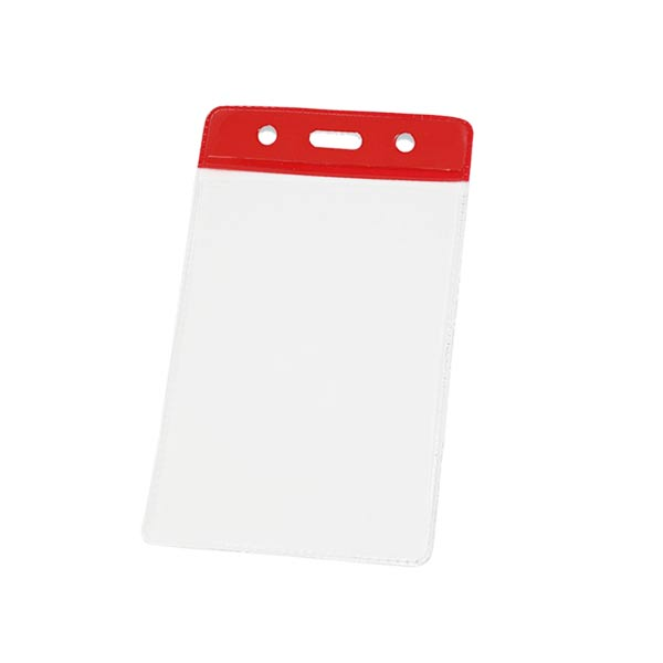 Red PVC Wallet