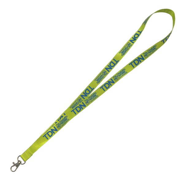 Custom Printed Nylon Lanyard