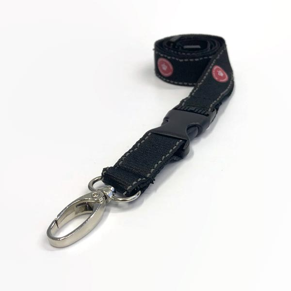 Reflective Stitch Lanyard