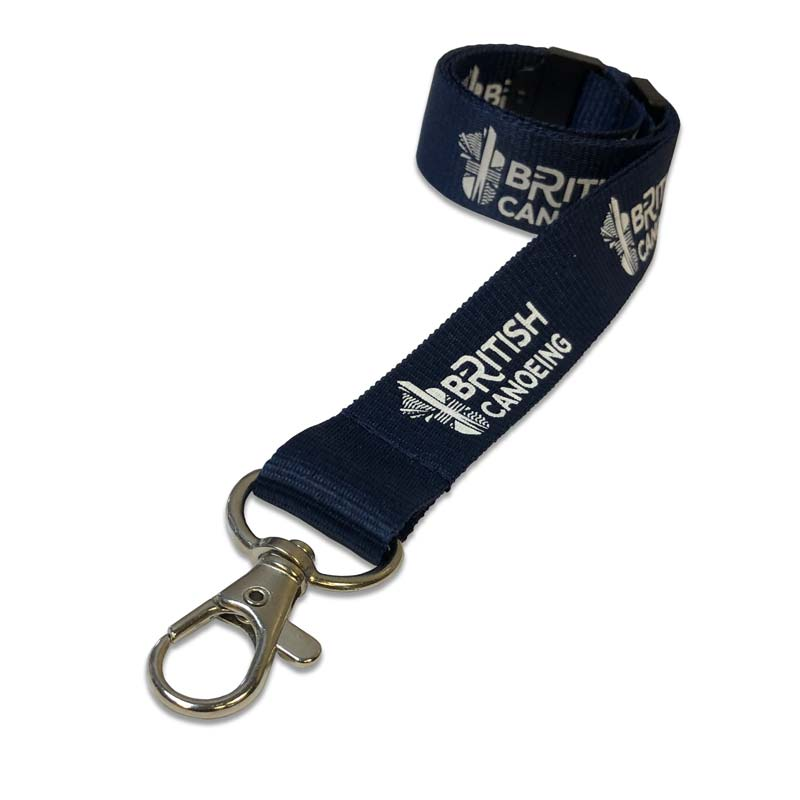 Custom Printed Lanyard - Screen Printed Lanyard