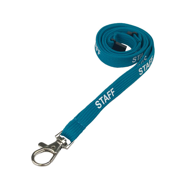 Teal Staff Lanyard