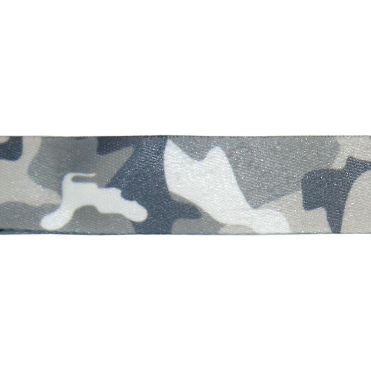 Urban Camouflage Lanyard - Print Detail